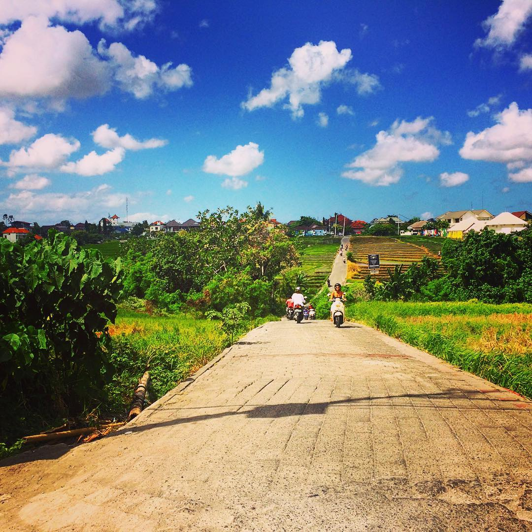 Canggu Travel Guide- getting there
