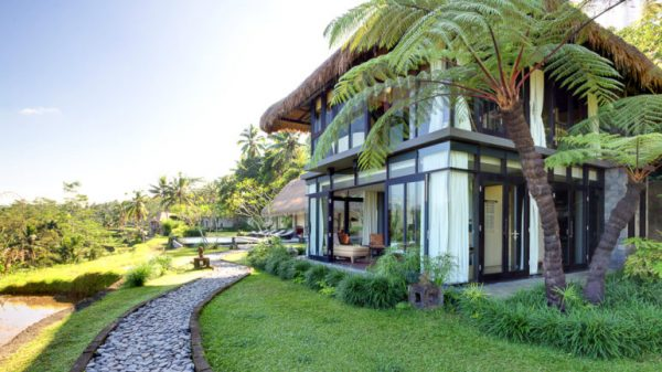 Stays in a villa - things to do Ubud