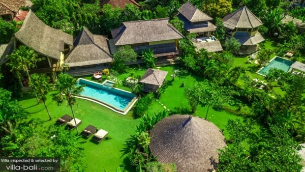 best canggu villas