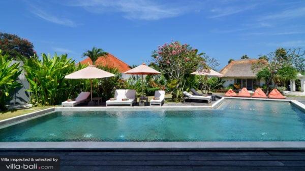 Canggu Travel Guide - where to stay in Canggu - Villa Kami