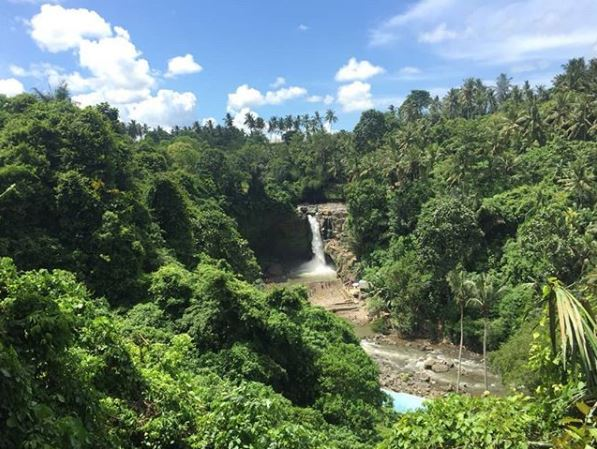 Tegunungan Waterfall - best things to do Ubud