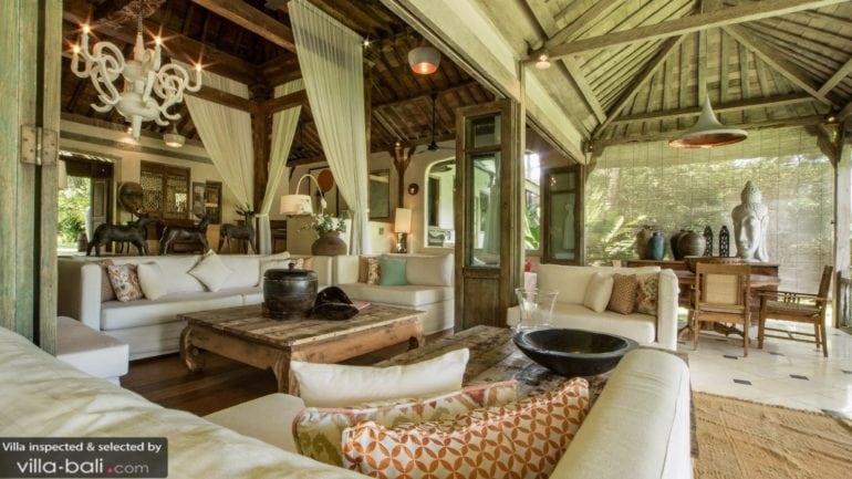 favourite villas in Bali