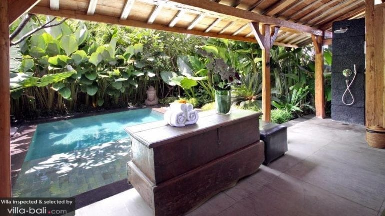 favourite villas in Bali
