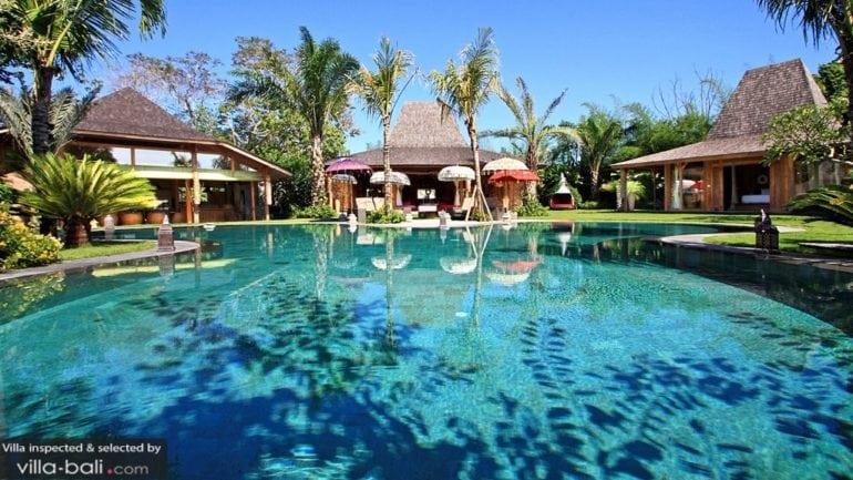 Bali Ethnic Villas - Villa Kalua