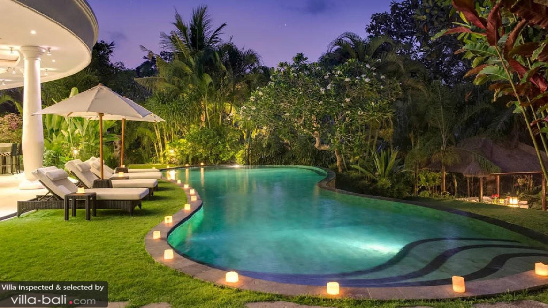 the best villas in Bali