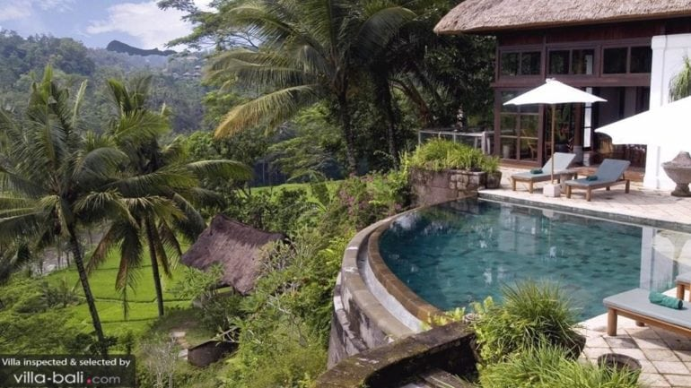 Villa Finder's favourite villas in Bali