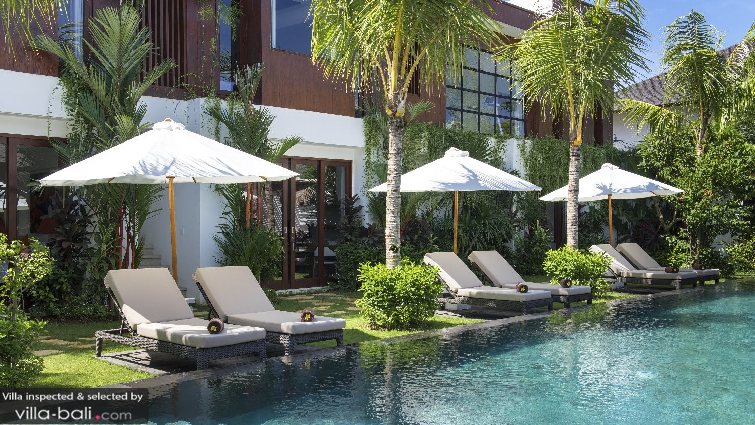Best Bali luxury villas