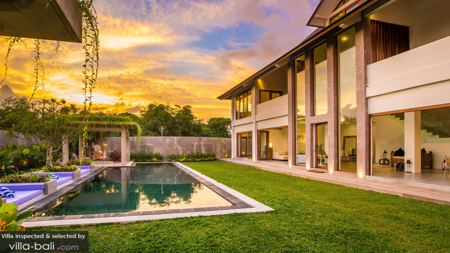 Best luxury villas in Bali - Villa Delfino