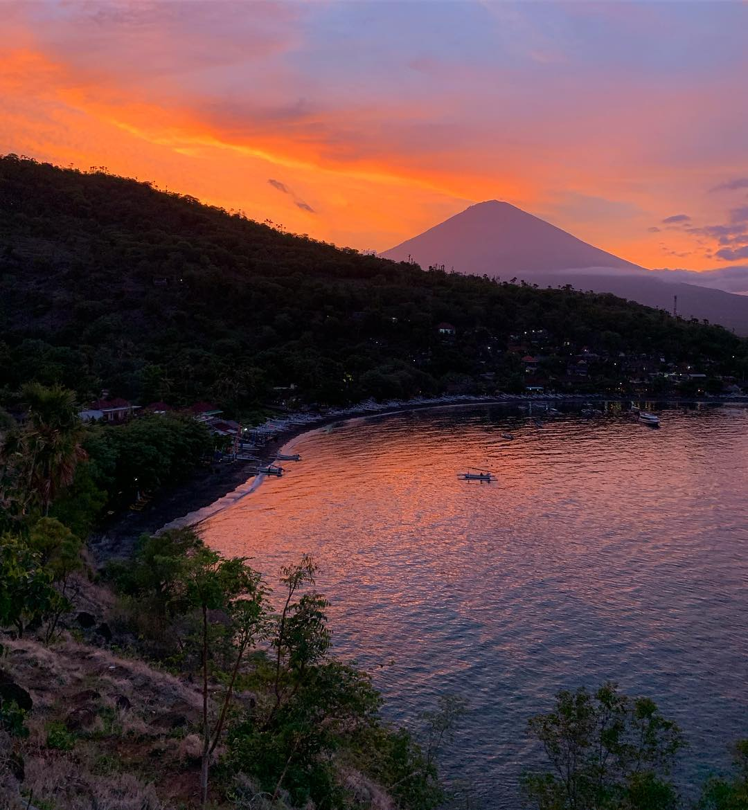 Amed sunset