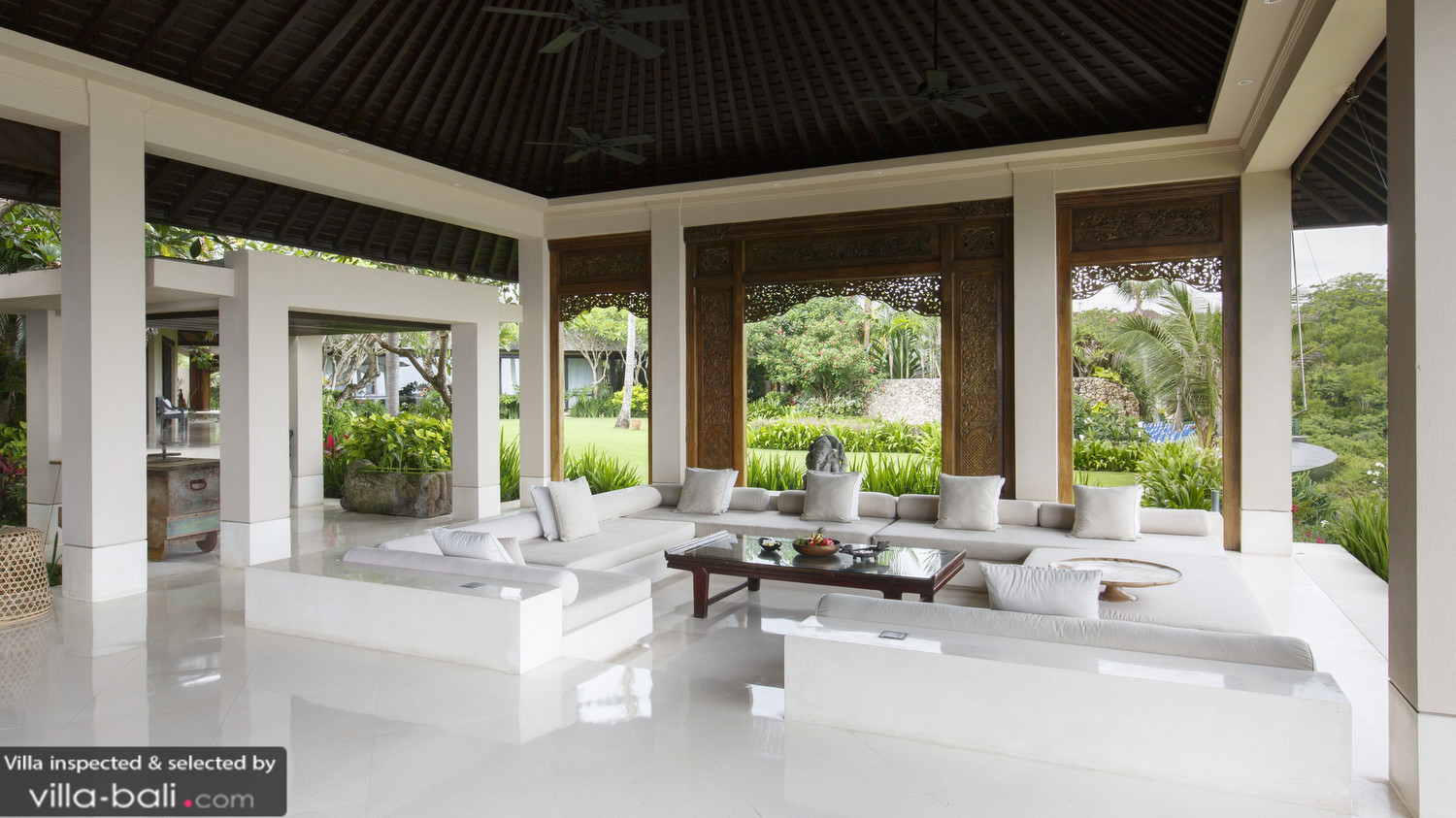 Ambar - villas with stunning views in Bali