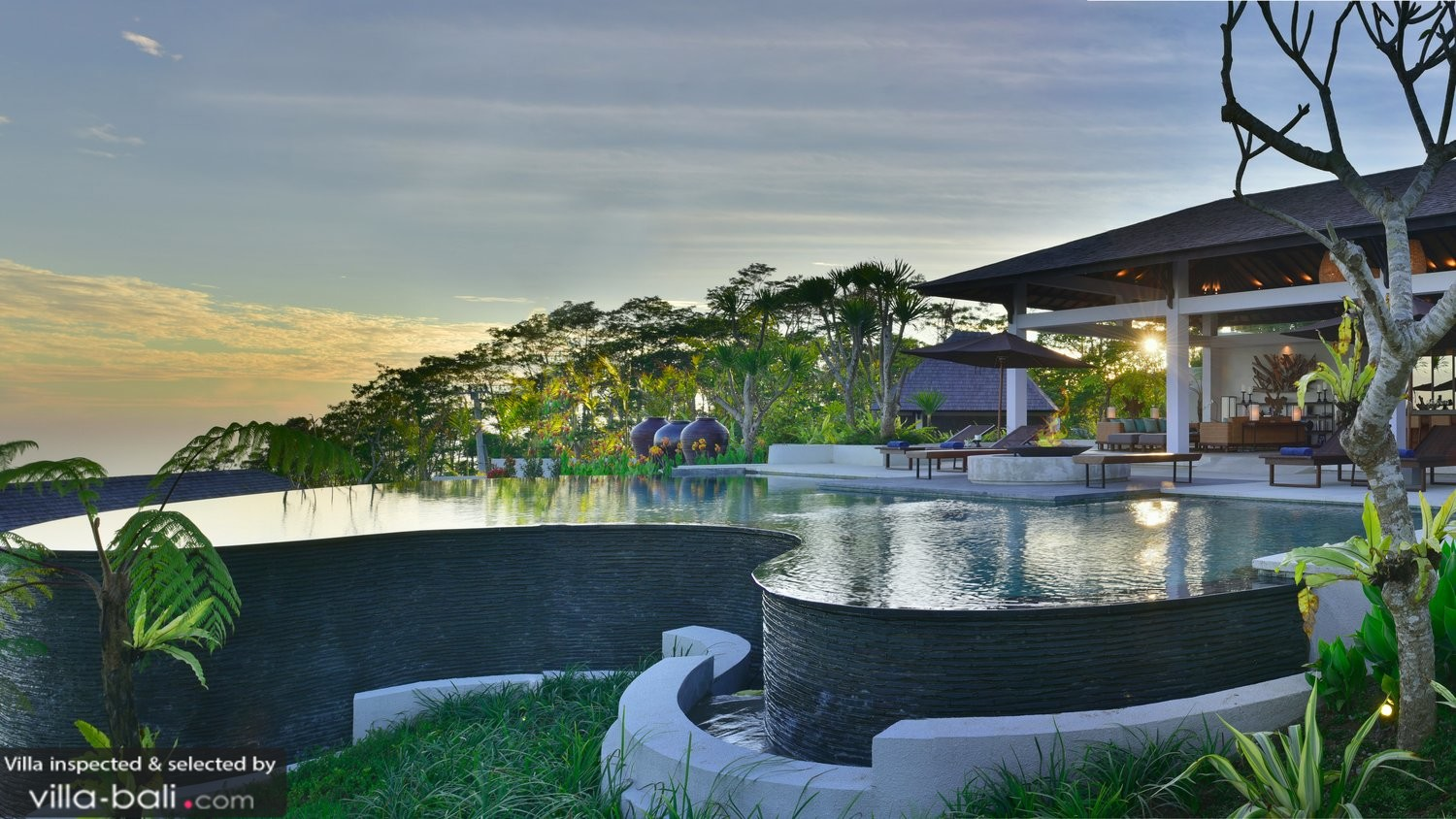 Villa Alta Vista Bali - bali villas with views