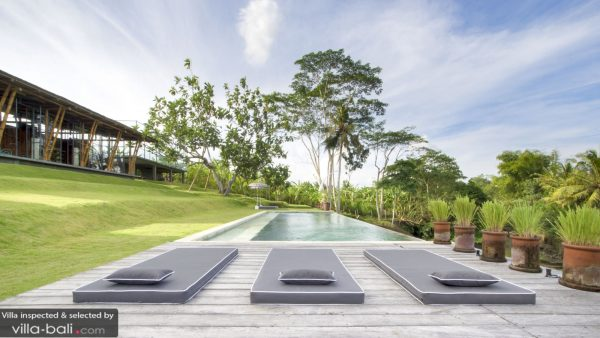 Bali Villas off the beaten track