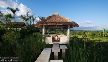 off-the-beaten-track villa in Bali