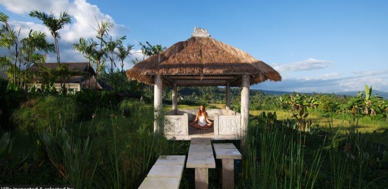 off-the-beaten-track villa in Bali