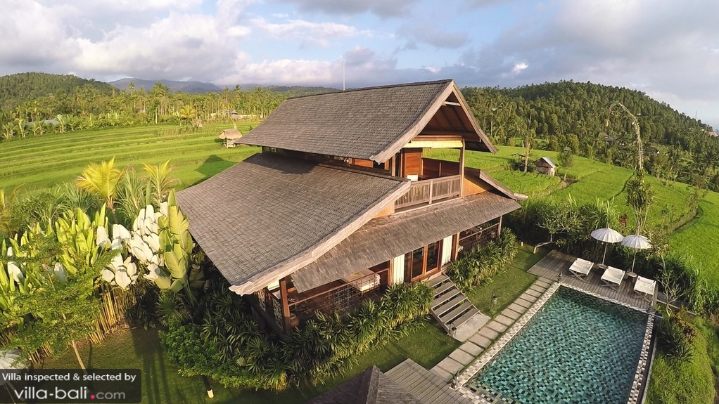Munduk Villa in Bali