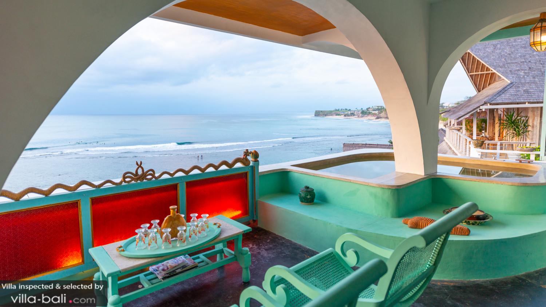 Villas near the best surf beaches in Bali