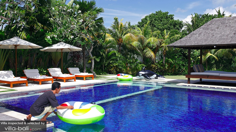 Villa Asante - surf villa bali