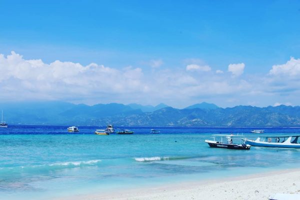 introduction to the Gili Islands